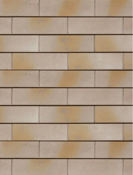 Клинкерная плитка Stroeher без шва - «450 gold weiss»