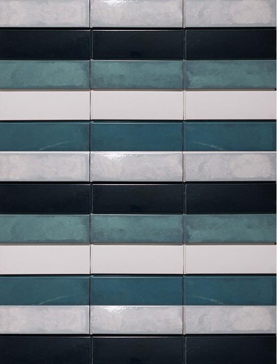 Клинкерная плитка Stroeher без шва - «Glazed Tile»