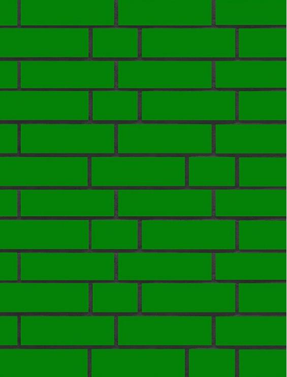 Клинкерная плитка Stroeher со швом - «3202 grun»