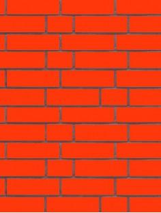Клинкерная плитка Stroeher со швом - «3210 red»