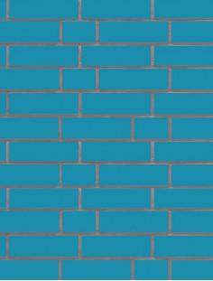Клинкерная плитка Stroeher со швом - «3214 blau»