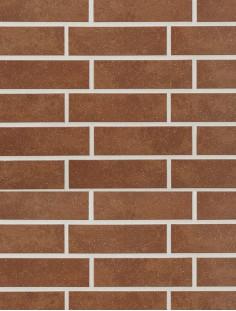 Клинкерная плитка Stroeher со швом - «841 rosso»