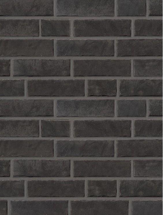 Клинкерная плитка Stroeher со швом - «360 onyxstaub»